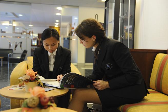 Hệ thống quản lý khách sạn thông minh tại TTAVN